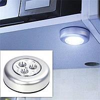 Светодиодный потолочный и настенный светильник Touch On -1шт