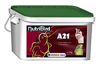Молоко для птенцов NutriBird A21 (for baby-birds) 3 кг