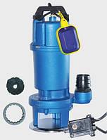Фекальный насос с режущим механизмом Евроаква WQ15-7-1,1QG