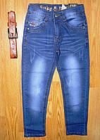 Джинсовые брюки на мальчиков оптом, F&D, 116-146 рр