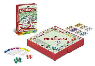 Настольная игра «Monopoly» (B1002) Монополия (дорожная версия)