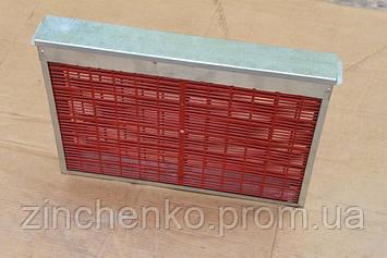 Изолятор 1-но рамочный Дадан (решетка) 300 мм