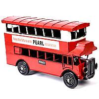 Модель двухэтажного автобуса 1901
