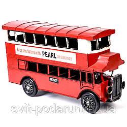 Коллекционная модель автобуса 1901