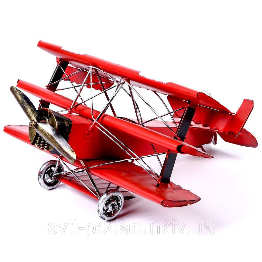 Модель самолета старинного 8319