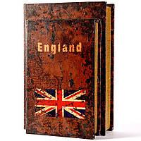 """Шкатулка книга """"Британский флаг"""" большая"""