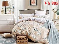 Постельное белье, евро комплект, сатин, Вилюта (Viluta)  VS 905