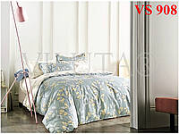 Постельное белье, евро комплект, сатин, Вилюта (Viluta)  VS 908