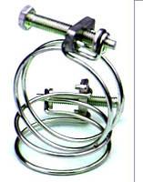 Хомут проволочный силовой для гофрошлангов 98-105 мм