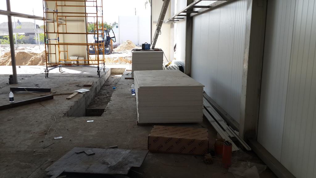 Строительство автомойки и монтаж станции очистки и регенерации воды и аппарата с подогревом воды Профи МН 3061 2