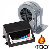 Блок управления SP-05 LED и вентилятор DP-02