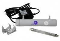Ультрафиолетовая лампа устанавливается к системам очистки питьевой воды.