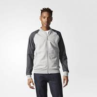 Олимпийка мужская adidas Originals Sport Luxe Mix Track Jacket AY8824