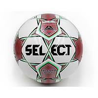 Мяч футбольный №4 SELECT Z-TALENTO SOFT Club matches and training (FPUS 1300, бел-крас-зел)