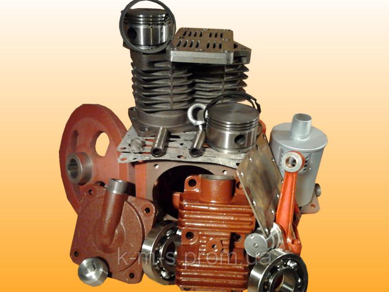 Запасные части компрессора ЭК 4, ЭК7