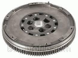 Демпфер сцепления на VW Crafter 2.5 Tdi (120kw) 2006→ — Luk (Германия) — 415033610