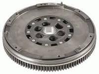 Демпфер сцепления – Luk (Германия) – на VW Crafter 2.5 Tdi (120kw) 2006→ - 415033610