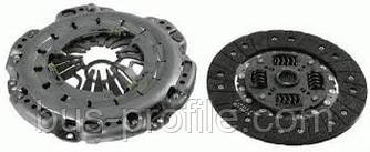 Комплект сцепления на VW Crafter 2.5 Tdi (65-100kw) 2006→ — Luk (Германия) — 624327809