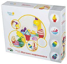 Творчество и рукоделие «Dream Makers» (TA1035) набор для лепки Магазин мороженого