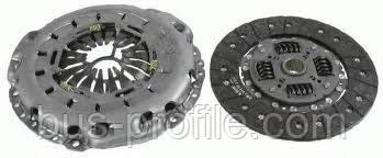 Комплект сцепления на VW Crafter 2.5 Tdi (120kw) 2006→ — Luk (Германия) — 626307209