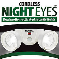 Беспроводной светильник с датчиком движения Cordless Night Eyes