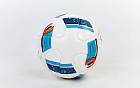 Мяч футбольный №5 PVC Клееный EURO 2016