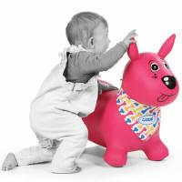Ludi Собачка прыгун Mon chien sauteur pink 2777
