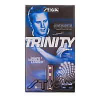 Ракетка для настольного тенниса  Stiga  Trinity ****