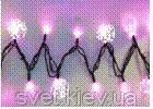 Гирлянда с мигающими светодиодами