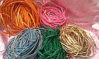 Рафия цветная (9/8) (цена за 1 шт. + 1 гр.), фото 1