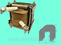 Дроссель силовой, реактор, пусковой ДШЛ-353 ток 16/32А