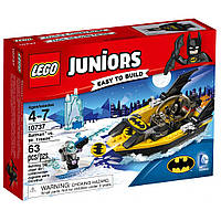 Конструктор LEGO Juniors Бэтмен против Мистера Фриза (10737)