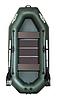 Надувная гребная лодка (Стандарт) с пайолом air-deck KDB К-280СТ / 80-863