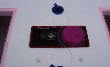 Інкубатор для яєць Рябушка Smart Plus - 150 аналоговий з механічним переворотом і інфрачервоним нагрівачем, фото 3