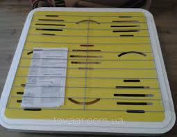Инкубатор для яиц Рябушка Smart Plus - 150 аналоговый с механическим переворотом и инфракрасным нагревателем, фото 2
