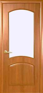 """Межкомнатные двери """" Антре со стеклом сатин """""""