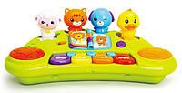 """Игрушка Huile Toys """"Пианино со зверятами""""  (2103A)"""