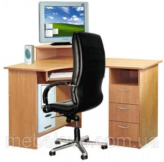 Стол компьютерный Компакт   750х1200х880мм   Пехотин