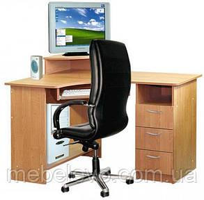 Стол компьютерный Компакт   750х1200х880мм   Пехотин, фото 2