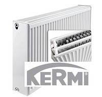 Стальные радиаторы kermi 33-й тип боковое подключение