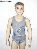 Детский комплект белья для мальчика *Роботы*
