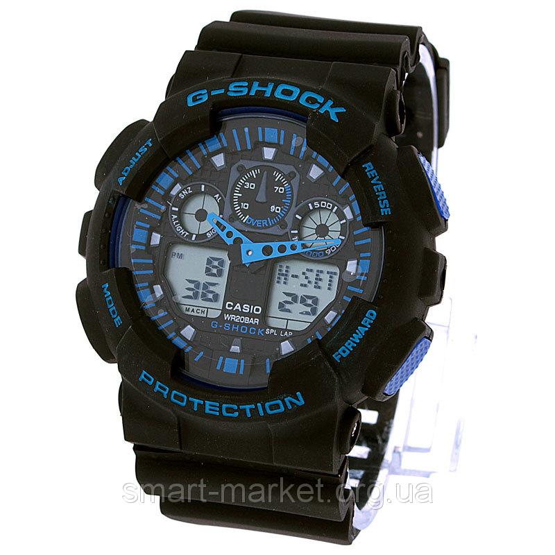 Спортивные часы Casio G-Shock GA 100 - Смарт Маркет в Виннице