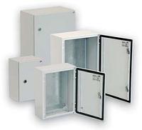 Металлический шкаф GT 25-20-15 IP65 (1зам.,В250xШ200xГ150)