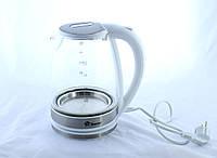 Чайник MS 8114 White стекло (ТОЛЬКО ЯЩИКОМ!!!) (6)