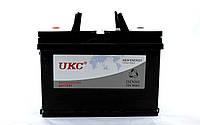 Аккумулятор Автомобильный 12v 80A UKC (1)