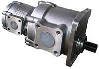 Насос шестерний здвоєний НШ-100-32