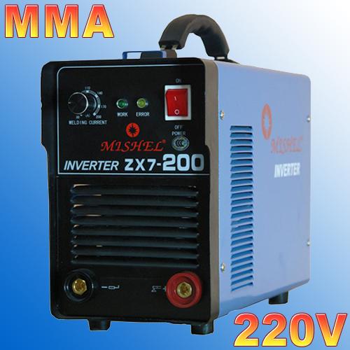 Инвертор сварочный MISHEL ZX7 200 MMA