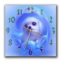 Часы настенные Тайная жизнь домашних животных