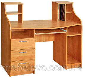 Стол компьютерный Одиссей  1160х1300х600мм   Пехотин