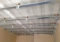 Виброизолирующие подвесы для потолка и стен Шуманет-Коннект
